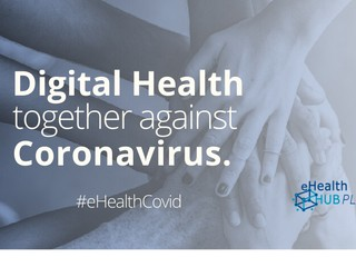 We are looking for digital solutions to fight Coronavirus
